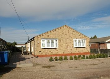 Thumbnail 2 bed bungalow to rent in Shurland Avenue, Leysdown-On-Sea, Sheerness