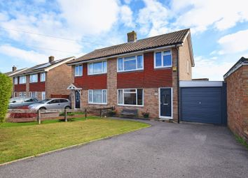 Thumbnail 4 bed semi-detached house for sale in Piltdown Rise, Uckfield
