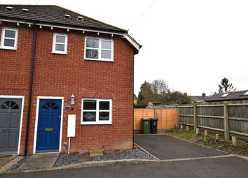 Thumbnail 2 bedroom terraced house to rent in Alexandra Road, Evesham