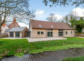 Thumbnail 4 bed barn conversion for sale in Woolston Road, West Felton, Shropshire