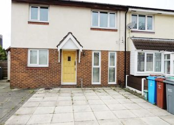 Thumbnail 2 bed flat for sale in Kelmarsh Close, Openshaw, Manchester