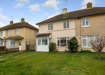 Thumbnail 2 bed semi-detached house for sale in Musgrove, Ashford, Kent