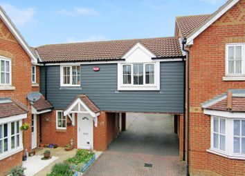 Thumbnail 3 bed link-detached house for sale in White Willow Close, Ashford