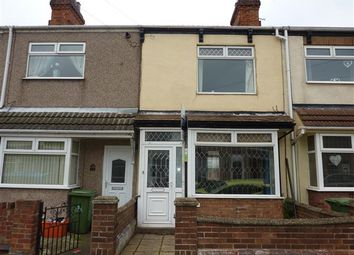 Thumbnail Terraced house for sale in Barcroft Street, Cleethorpes