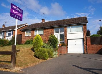 Thumbnail 3 bed detached bungalow for sale in Birchover Way, Allestree