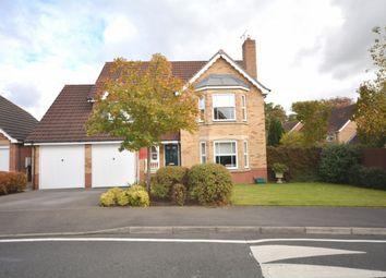 Thumbnail 4 bedroom detached house for sale in Hermitage Gardens, Chester Le Street