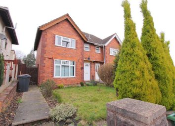 Thumbnail 3 bedroom semi-detached house to rent in Drayton Street, Walsall