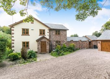 Thumbnail 3 bed detached house for sale in Hooton Lane, Childer Thornton, Cheshire