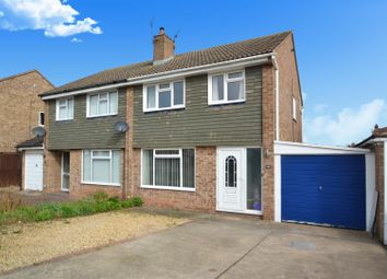 Thumbnail 3 bed semi-detached house for sale in St. Giles Way, Cropwell Bishop, Nottingham