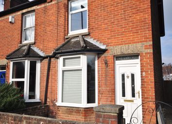 Thumbnail 2 bed terraced house to rent in Gladstone Road, Horsham