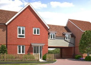 Thumbnail 4 bedroom terraced house for sale in Winchester Road, Basingstoke, Hampshire