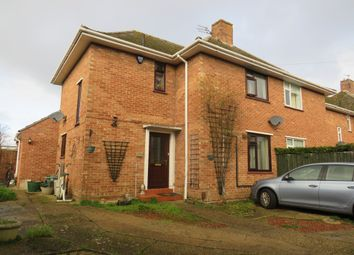 Thumbnail 3 bedroom semi-detached house for sale in Robin Hood Road, Norwich