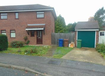 Thumbnail 3 bed semi-detached house for sale in Comfrey Court, Grays