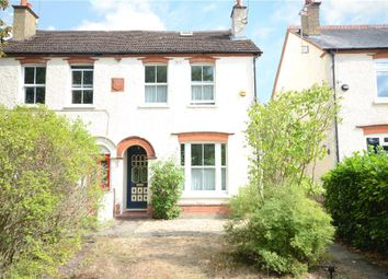Thumbnail 2 bed semi-detached house for sale in College Road, College Town, Sandhurst