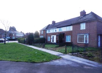 Thumbnail 3 bed terraced house to rent in Ebrook Road, Sutton Coldfield, West Midlands