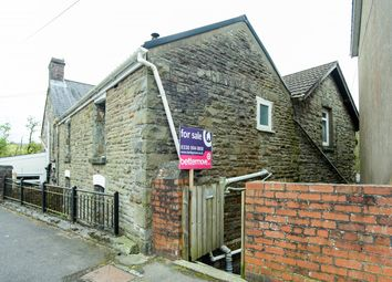 Thumbnail 2 bed terraced house for sale in Heol Tawe, Abercrave, Swansea