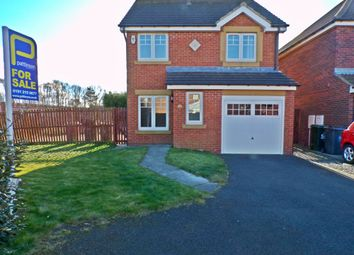 Thumbnail 3 bedroom detached house for sale in Forest Gate, Forest Hall, Newcastle Upon Tyne