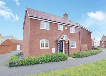 Thumbnail 3 bed detached house for sale in Thillans, Cranfield, Beds
