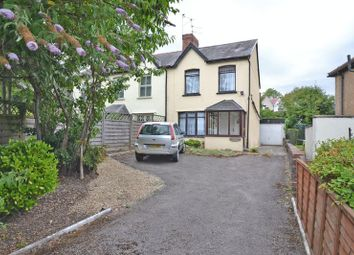 Thumbnail 2 bed semi-detached house for sale in Semi-Detached House, Glasllwch Crescent, Newport