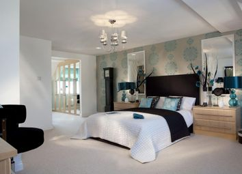 "Thumbnail 4 bed end terrace house for sale in ""Woodcote"" at Dunnocksfold Road, Alsager, Stoke-On-Trent"