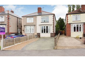 2 bed semi-detached house for sale in Meadow View Road, Sheffield S8