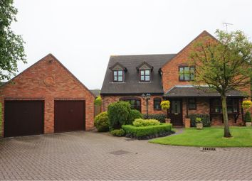 Thumbnail 4 bed detached house for sale in Bourne Court, Stone