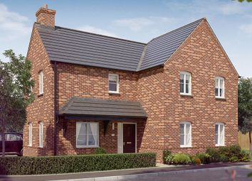"Thumbnail 4 bed detached house for sale in ""The Hartlebury"" at Newbold Road, Chesterfield"
