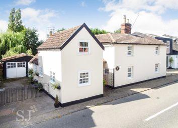 Thumbnail 3 bed detached house for sale in North Street, Tillingham, Southminster