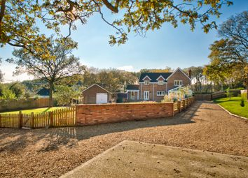 Thumbnail 5 bed detached house for sale in Ningwood Hill, Cranmore, Yarmouth