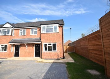 Thumbnail 3 bed semi-detached house for sale in Woodhouse View Main Road, Kirkby-In-Ashfield, Nottingham