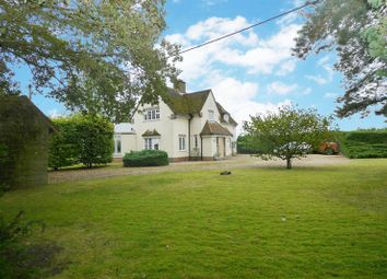 Thumbnail 4 bed detached house for sale in Dorchester Road, Drayton St. Leonard, Wallingford