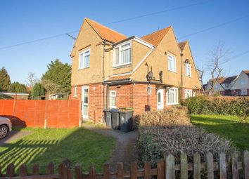 St. Nicholas Road, Canterbury CT1. 3 bed semi-detached house for sale