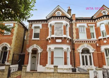 Thumbnail 3 bed flat to rent in Granard Road, London