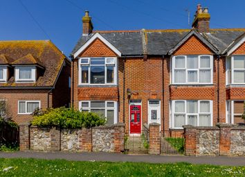 Thumbnail 3 bed detached house for sale in Church Road, Chichester, West Sussex