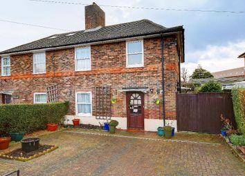 Thumbnail 3 bed semi-detached house for sale in Whatley Avenue, Wimbledon Chase