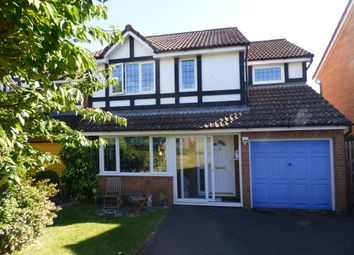 Thumbnail 4 bed detached house for sale in Bryony Gardens, Gillingham