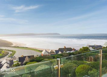 Thumbnail 2 bedroom flat for sale in Sunnyside Road, Woolacombe, Devon
