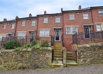Thumbnail 4 bed terraced house for sale in Quarry Terrace, Blaydon-On-Tyne