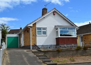Thumbnail 2 bed detached bungalow for sale in Saintbury Road, Glenfield, Leicester