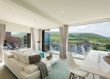 Thumbnail 1 bed flat for sale in Beach Road, Woolacombe