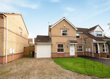 Thumbnail 2 bed semi-detached house for sale in Raddive Close, Cobblers Hall, Newton Aycliffe