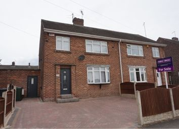 Thumbnail 3 bed semi-detached house for sale in Norwood Avenue, Rotherham