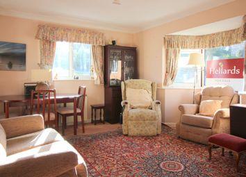 Thumbnail 2 bed flat for sale in Ellingham Close, Grange Road, Alresford