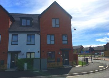 Thumbnail 3 bed property to rent in Ffordd Y Mileniwm, Barry