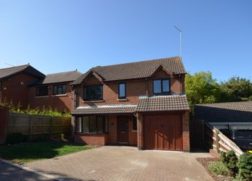 Thumbnail 4 bed detached house to rent in Leith Court, Northampton