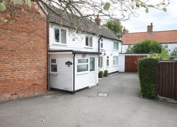 Thumbnail 3 bed cottage for sale in Main Street, Upton, Nottinghamshire.