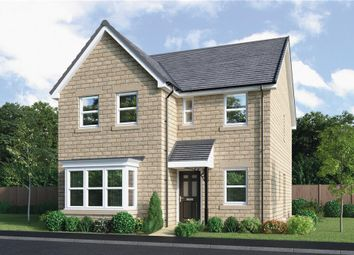 """Thumbnail 4 bed detached house for sale in """"Mitford"""" at King Street, Drighlington, Bradford"""