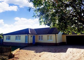 Thumbnail 4 bed detached bungalow to rent in Drift Road, Lakenheath