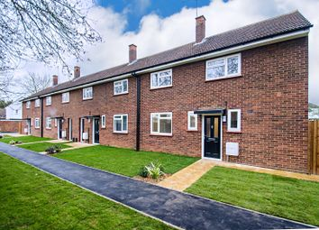 Thumbnail 3 bed end terrace house for sale in Whittle Close, Henlow, Bedfordshire