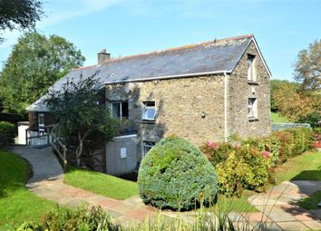 Thumbnail 4 bed detached house for sale in Ducky Lane, Landrake, Saltash, Cornwall